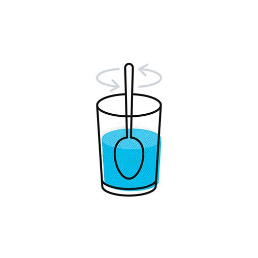 Produce tu propio cloro: Paso 2
