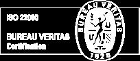 ISO 22000 BUREAU VERITAS Certification